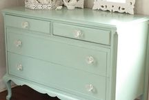 Shabby chic decors