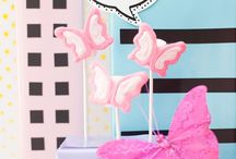 Decorating with Marshmallow -  frosting, fondant and toppers! / by JET-PUFFED Marshmallows
