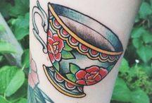 Tattoos / by Maxine Brady