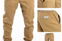 Water resistant jogger