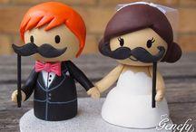 Cake Topper & Figurine