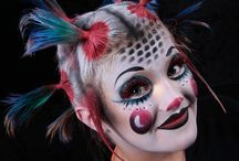 Make up (cirque)