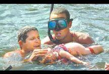 Crianças afogadas