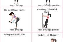 Workouts Total body