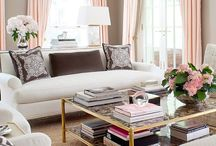 Blush Living-room