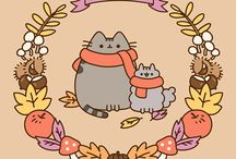 Pusheen The Cat  / I have, pusheenicorn and push-cream too