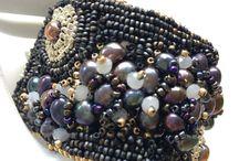 Couture Cuff / Nice bracelets