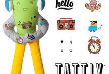 Washable tato / Washable tatoo