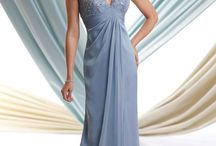 Mother of the bride / groom dresses