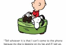 Snoopy, dog love