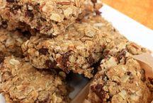 Healthy Snacks / by Megan Elsey