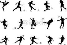 soccer piłkarz