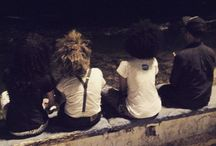 Black's e Cachos
