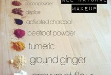 DIY make up & body care