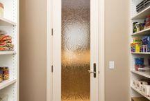Glass doors / by Brenda Ware