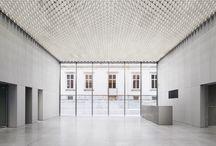 Interiors: entrance halls