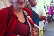 Safe BabyWearing / Inspiration and examples of Safe Babywearing / by GrinCheek2Cheek