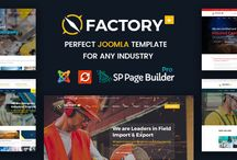 Factory Plus - Industry / Factory / Engineering and Construction Business Joomla Template / 0