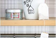 Tazas / Lapiz de porcelana