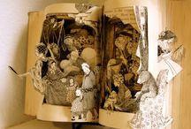 beaux livres décorés