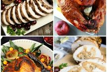 Holiday Meals / The best Holiday Meals! Christmas meals, Thanksgiving meals, main dishes and side dishes. Everything for your holiday table.