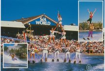 1970s Australian Holiday Spots & Theme Parks / A collection of places I visited as a kid in the 1970s and 80s - mostly around Queensland and Northern NSW.