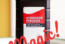 agua hoxigenada