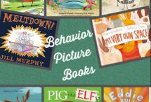 Behavior Picture Books