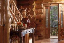 cabin/chalet/log home