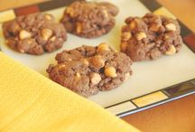 Cookie recipes  / by Leslie Schmidt