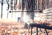 September! / Kalender til valgfag!