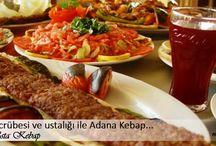 Adana'da Yemek Nerede Yenir ? / Adana'nın en büyük mutfağı http://adana.yemekneredeyenir.com