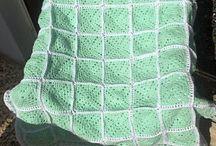 Crochet children blankets / Πλεκτές παιδικές κουβέρτες