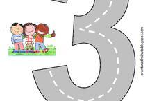 Matematyka liczba 3