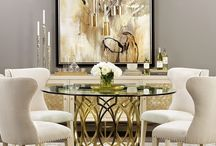 Modern Dining Room / Inspiring ideas for your dining room décor. Here you can find some great ideas to improve your modern dining rooms and transform it in a design dining room fit for your family and friends. Hope you like our exclusive selection of design furniture.
