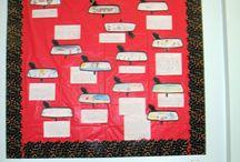Bulletin Board ideas / by Jessica Lawler @ Joy in the Journey