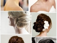 Wedding Hair Do's