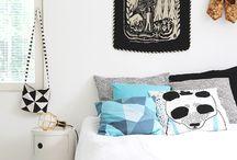 Abbinamenti di colori e materiali / Prendi ispirazione da questi interni per vedere quali colori e materiali stanno bene fra di loro e per capire con quali colori abbinare i mobili che possiedi.