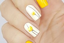 Nailart decalcomanie