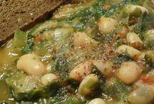 minestre zuppe