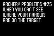 archery problems