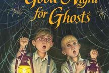 All Hallows Read...Juvenile Edition / Scary books for the younger crowd