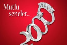 New year / 'mutlu seneler...' #tektaş #pırlanta #tektaspirlanta #mücevher #yüzük #5taş #yeniyıl #indirim #hediye #aşk #huzur #sevgi #2015 #mutlu #seneler #diamond #jewelery #marriage #wedding #ring #love #happy #newyear #thalespirlanta