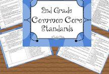 Second Grade Common Core