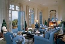 Vintage Interiors / by Oliver Davis Design