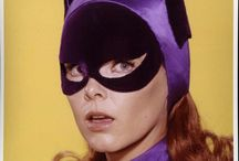 Batgirl / Childhood heroine...a librarian and Batgirl...does it get any better?