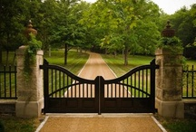 Gates / by Laurie Boyer