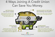 Credit unions for you! / by Do You Roo