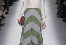 Fashion - Midi skirt