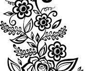 tattoo plantilla